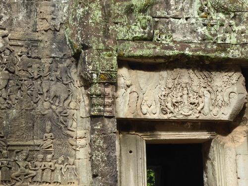 J14,Temples préangkoriens, Siem Reap, Angkor, Cambodge