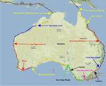 L'Australie tour (1)