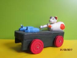 0A590 Le chat et les souris