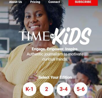 *** TIME for Kids ***