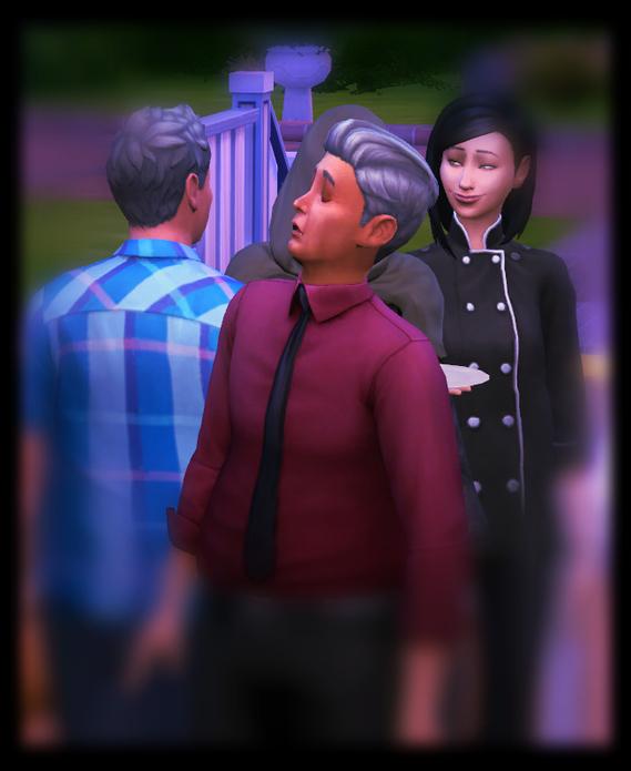 Chapitre 31 : une invitée non désirée...