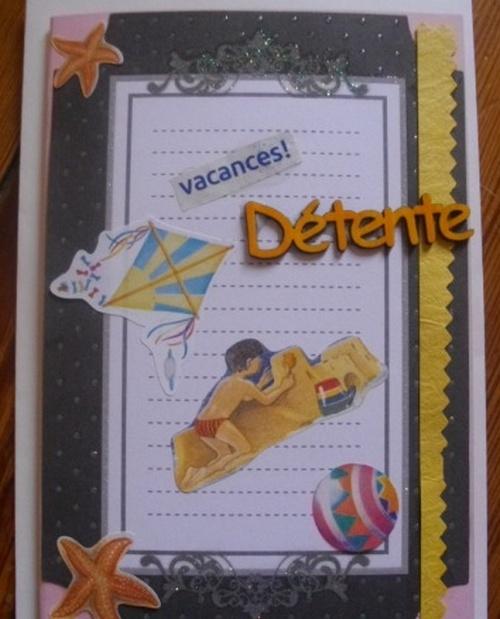 Photos des ATC et Cartes des Swappeuses de Juin 2012