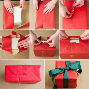 Emballez vos cadeaux
