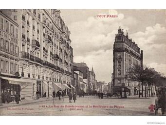 Le 12ème avant… | Résidence du Printemps – Paris 12ème