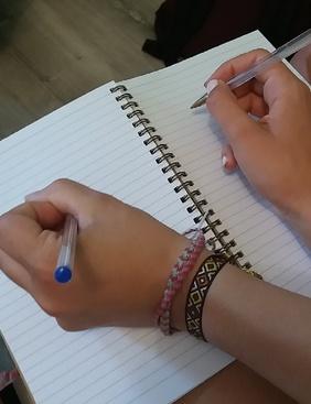 Ecrire à deux