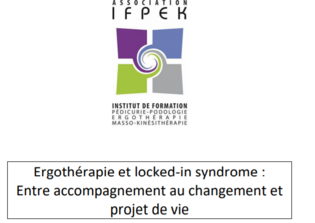 Nouvelles de l'Association du Locked-in syndrome