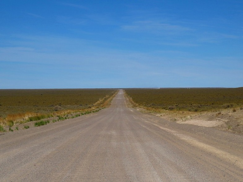 Argentine (Chubut): Ruta 25 - Punta Tombo - Peninsule de Valdes