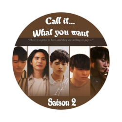 Call it what you want The serie