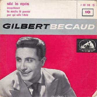 Gilbert Bécaud, 1957