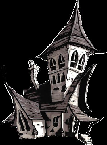 Eléments de Déco Halloween Série 8
