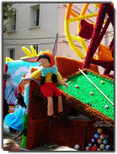 Corso  de la lavande .....2012
