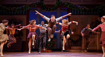 dance ballet holiday inn the musical