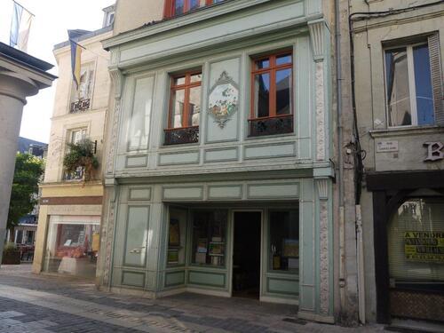 Un belle façade