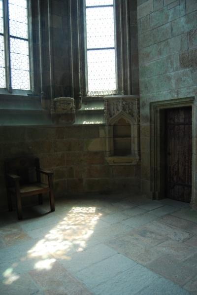 L'Abbaye du Mont St Michel