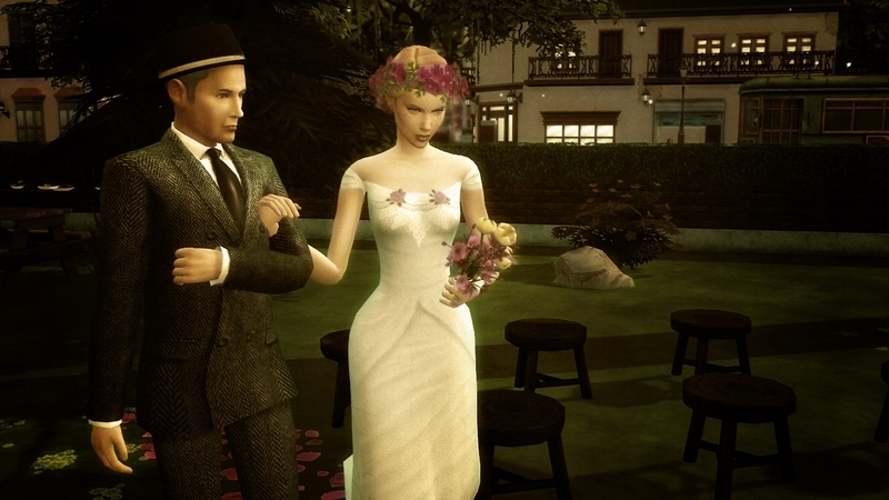 [DC] Prologue : Un mariage de printemps
