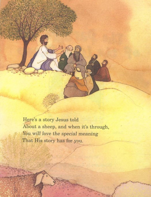 Arch Books Bible Stories: The Parable of the Lost Sheep