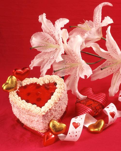 15 Gifs et Images de St-Valentin