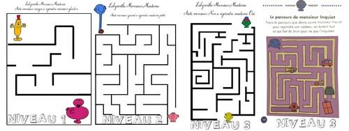 Les labyrinte