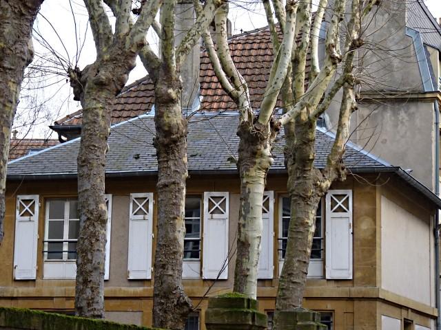 Architecture de Metz 2 fragments 19 04 10