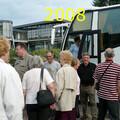 Mai 2008 : arrivée de nos hôtes britanniques