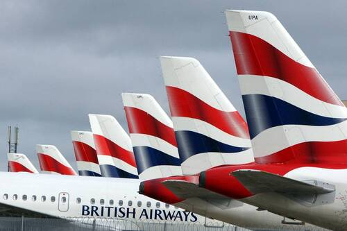 'Brexit' Gives EU Airlines Bumpy Ride.