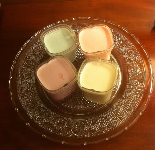 yaourts à tous les parfums