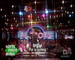 Novembre 1981 / POPCORN (RAÏ)