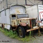 Les U de Citroën.