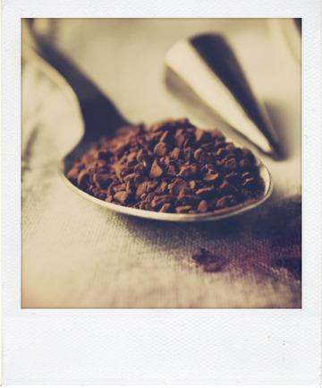 Têtes de choco au café