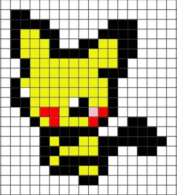 Le Pixel Art Dans Latelier Dun Ptit Lutin
