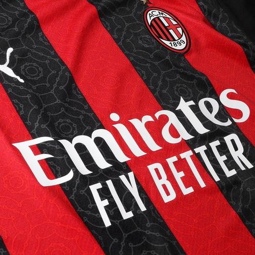 L'AC Milan a officiellement sorti le maillot domicile 2020-21