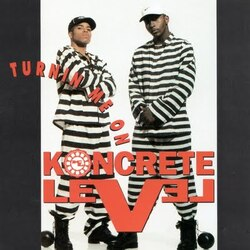 KONKRETE LEVEL - TURNIN' ME ON (1993)