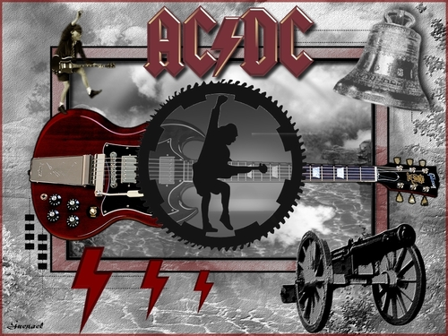 AC/DC  the videos hits