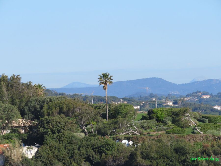 Bonne terrasse à Ramatuelle (83)