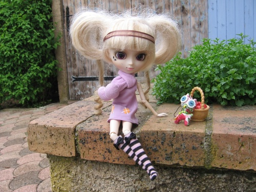 N°14 - Dans le jardin