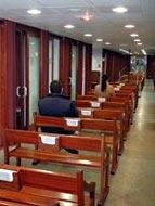 Chapelle des confessions (ou de la réconciliation)