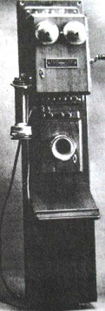 Les débuts du téléphone à Namur.