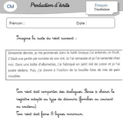 Registres de langue - CM - LocaZil
