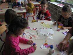 une journée en maternelle