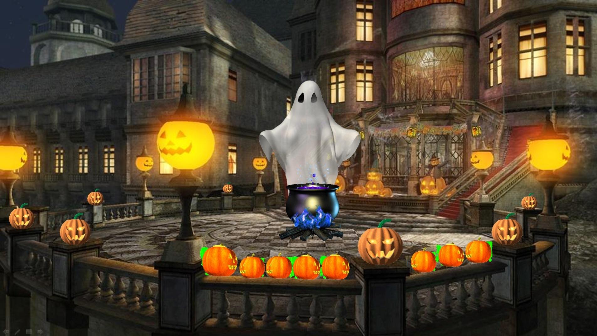 L.halloween,ce n'est pas pour les enfants ! Surtout quand c'est SEXY ! Boo  oo ooh ( 3D ).pps »