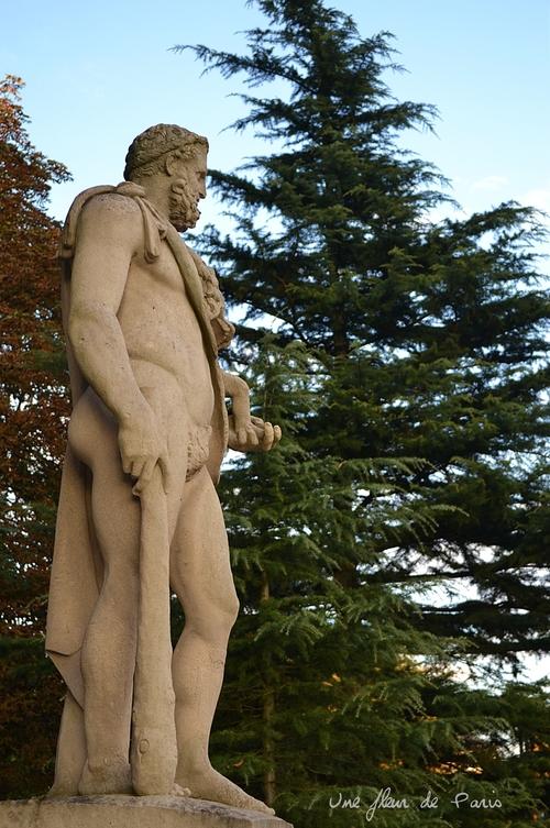 Domaine de Sceaux : Hercule Commode