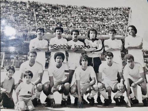MPA-MAHD 2-2 saison 1980/1981