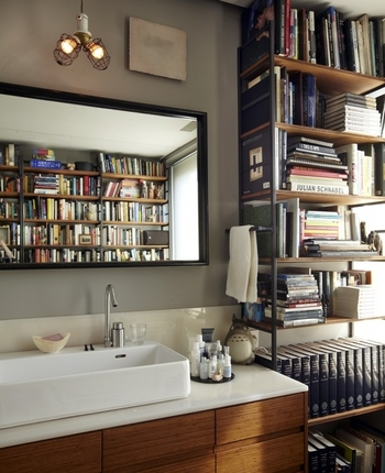michael-cunningham-bathroom-library2-e1358396145820