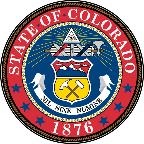 Great Seal of the State of Colorado !