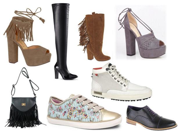 Couromoda 2016 Grand chaussures juste en Amérique latine présente l'hiver 2016 tendances dans les accessoires