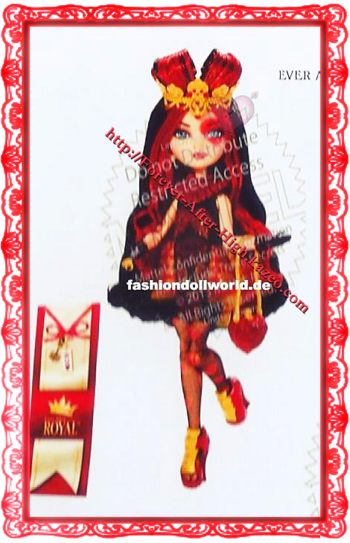 ever-after-high-lizzie hearts doll
