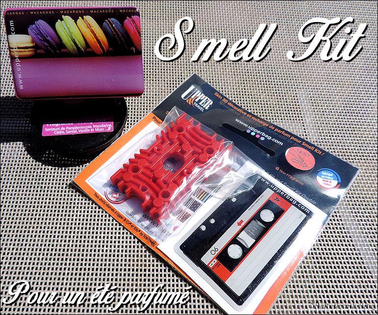 Smell kit pour un voyage parfumé