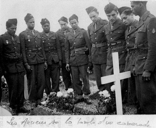 * du 7 au 11 Janvier 1945 : La campagne d'Alsace de la 1ère DFL débute par la Défense de Strasbourg
