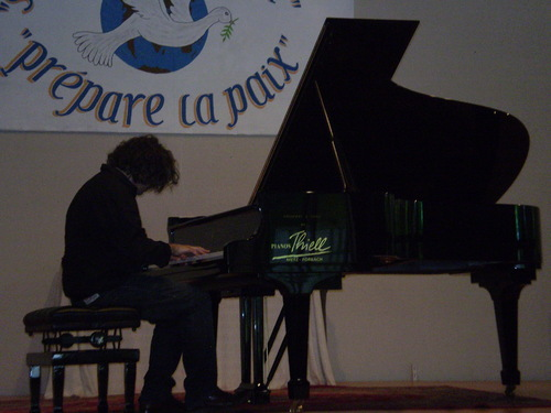 Spectacle de piano