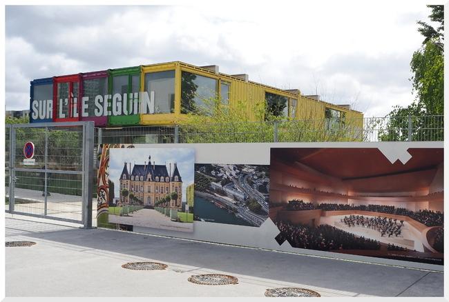 La Seine Musicale.